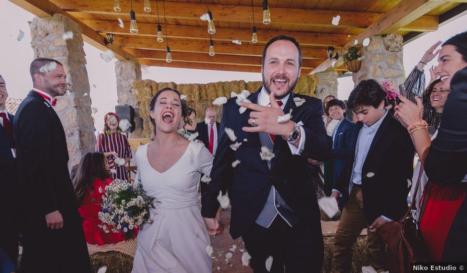 La boda de Manu y Bea en Hoyo De Manzanares, Madrid