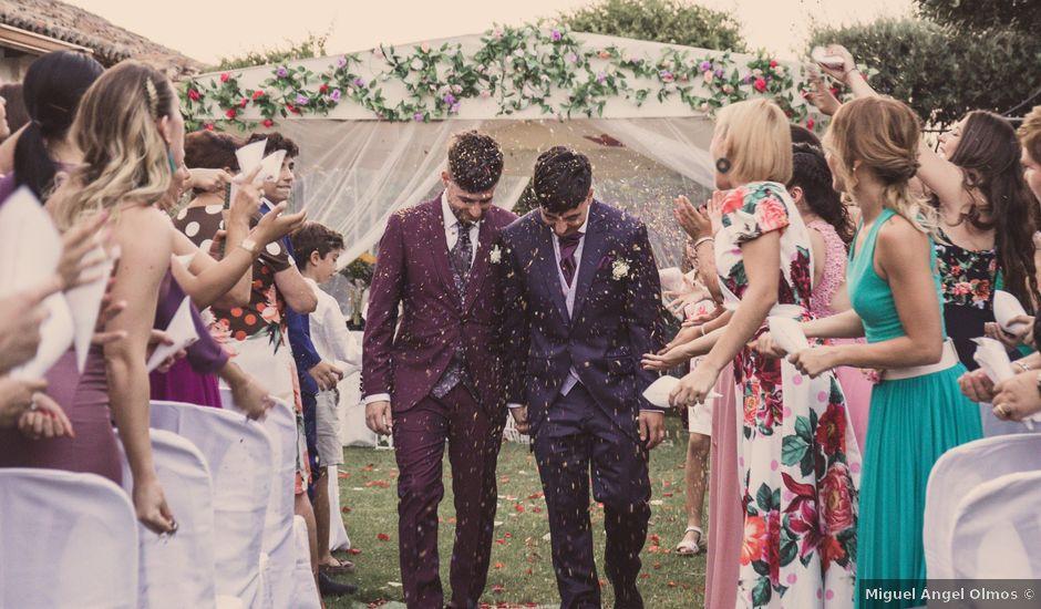 La boda de Carlos y Hector en Toledo, Toledo