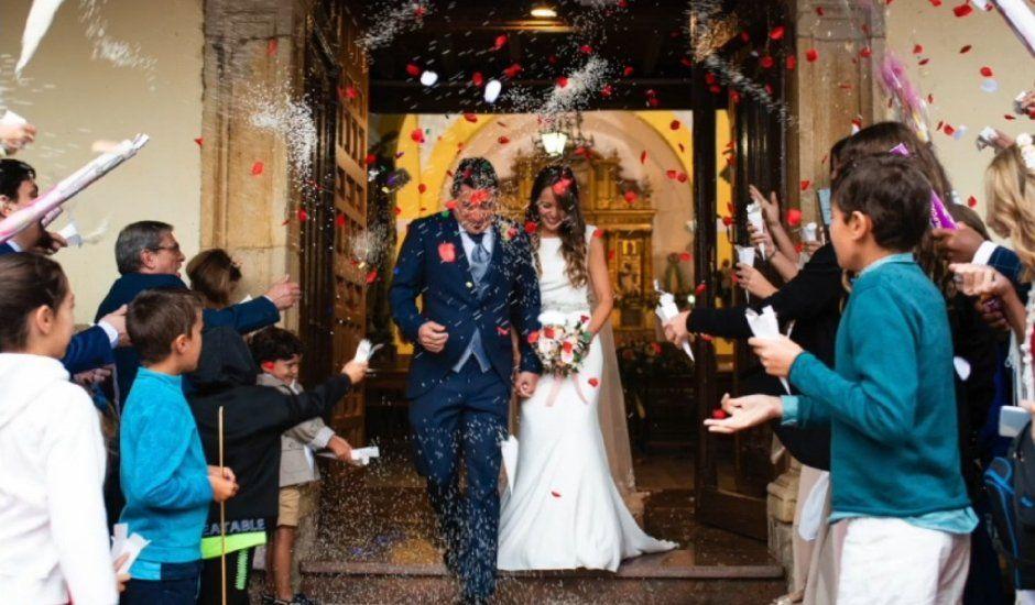 La boda de Javi  y Rocío  en Quintanilla De Sollamas, León