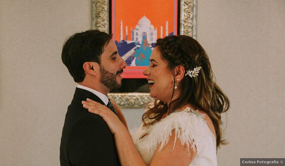 La boda de Manu y Noe en Adeje, Santa Cruz de Tenerife