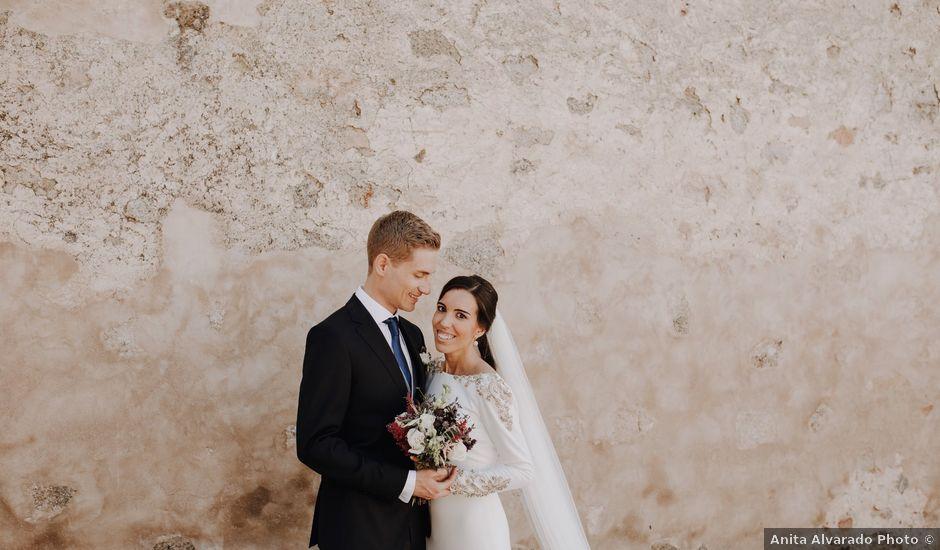 La boda de Thomas y Pilar en Trujillo, Cáceres