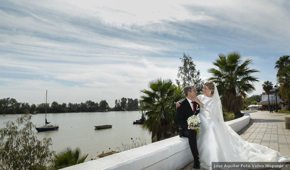 La boda de Mariano y Cristina en Bollullos De La Mitacion, Sevilla