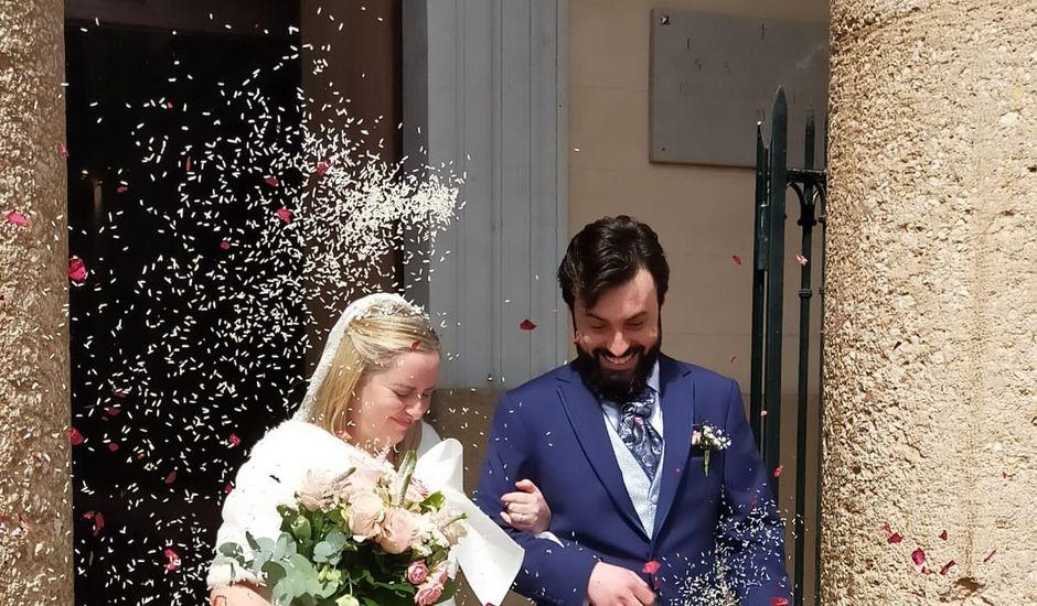 La boda de Pilar y Pau en Son Sardina, Islas Baleares