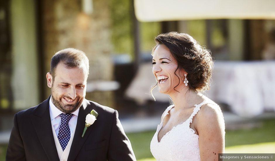 La boda de Fernando y Beatriz en Sotosalbos, Segovia