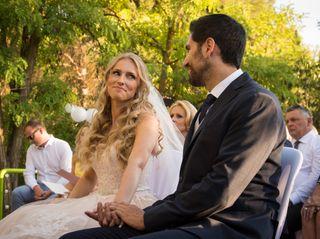 La boda de Sylwia y Javi