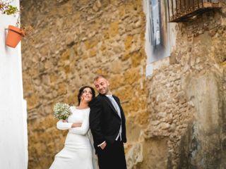 La boda de Jesica y Manuel