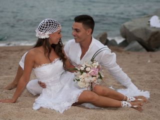 La boda de Xenia y Erik