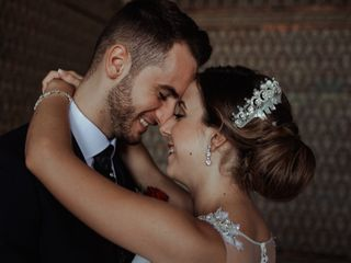 La boda de Anabel y Marcos