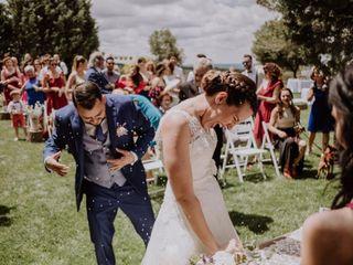 La boda de Marta y Josué