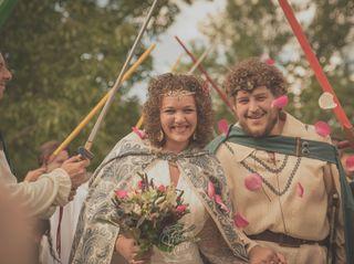 La boda de Sandra y Santi