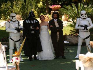 La boda de Maria y Oscar 1