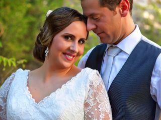 La boda de Charo y Eusebio