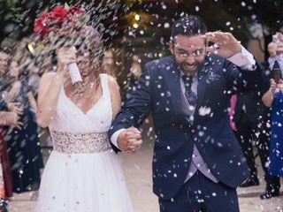La boda de Ainhoa y Cristian
