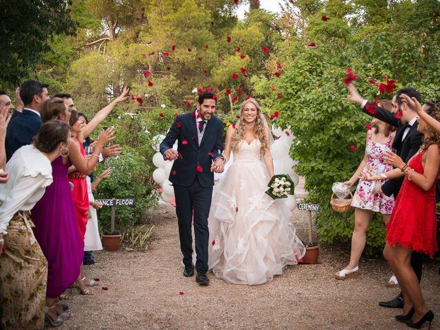 La boda de Javi y Sylwia en Albacete, Albacete 23