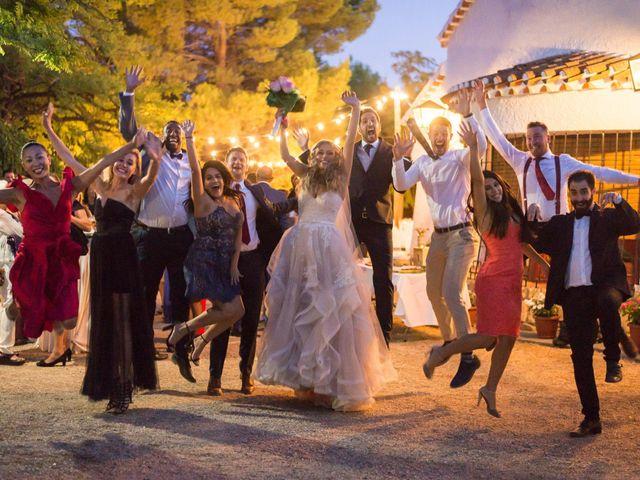La boda de Javi y Sylwia en Albacete, Albacete 25
