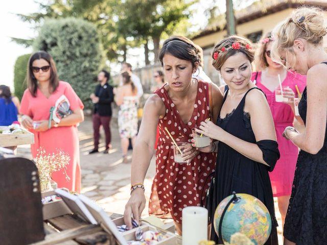 La boda de Javier y Chloe en Torrelodones, Madrid 21