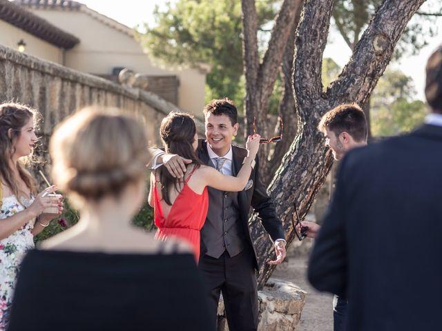 La boda de Javier y Chloe en Torrelodones, Madrid 23