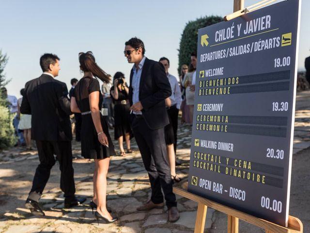 La boda de Javier y Chloe en Torrelodones, Madrid 24
