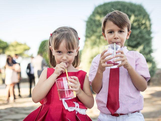 La boda de Javier y Chloe en Torrelodones, Madrid 26