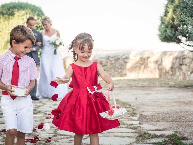 La boda de Javier y Chloe en Torrelodones, Madrid 31