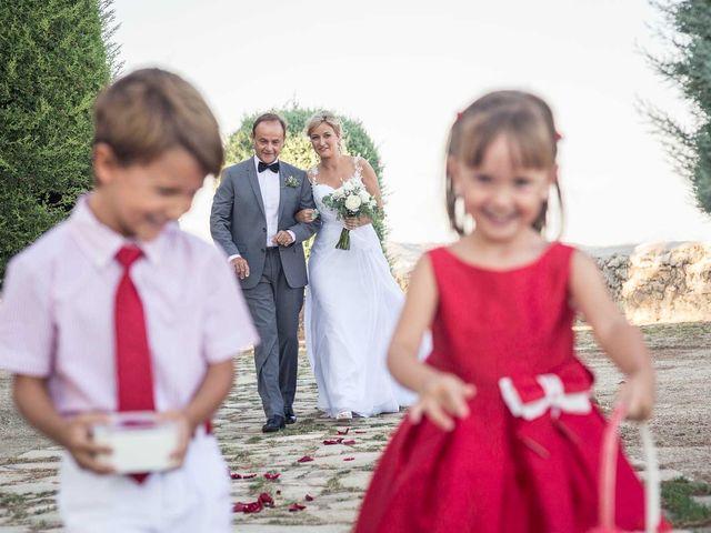La boda de Javier y Chloe en Torrelodones, Madrid 32