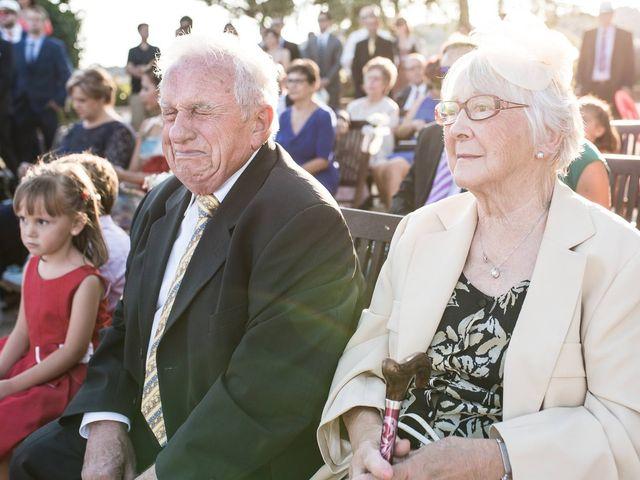La boda de Javier y Chloe en Torrelodones, Madrid 34
