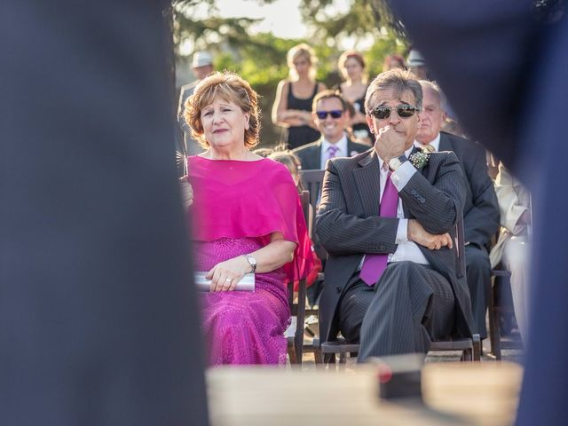 La boda de Javier y Chloe en Torrelodones, Madrid 35