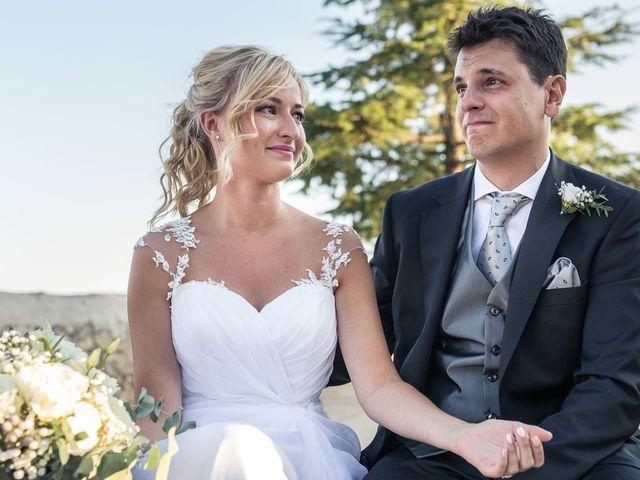 La boda de Javier y Chloe en Torrelodones, Madrid 38