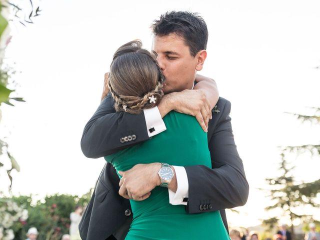 La boda de Javier y Chloe en Torrelodones, Madrid 40