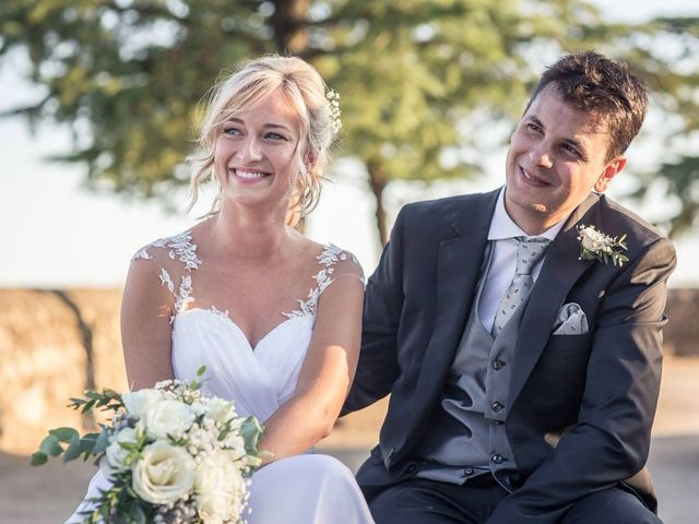 La boda de Javier y Chloe en Torrelodones, Madrid 41