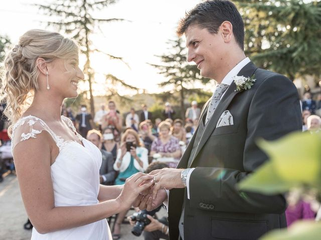La boda de Javier y Chloe en Torrelodones, Madrid 42