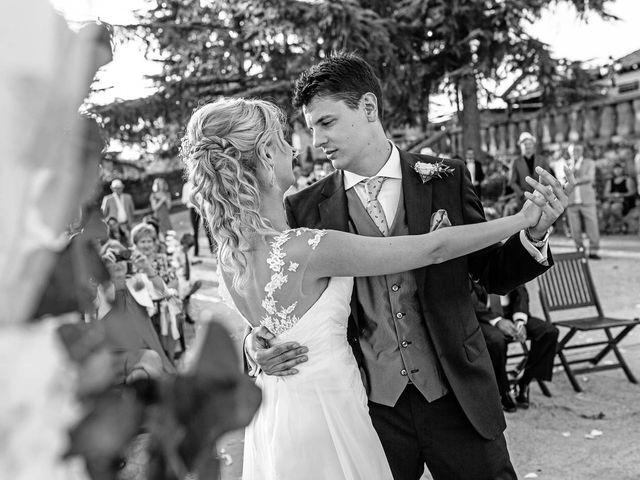La boda de Javier y Chloe en Torrelodones, Madrid 44