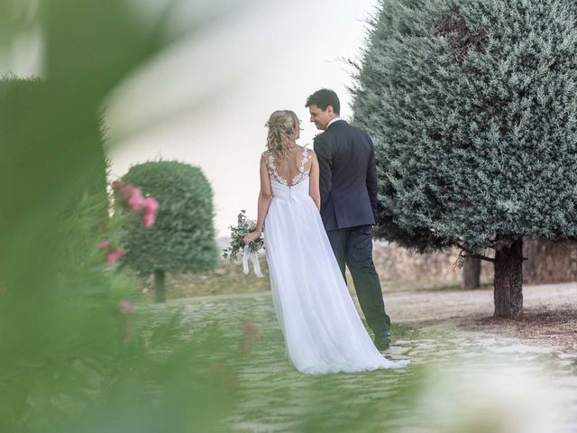 La boda de Javier y Chloe en Torrelodones, Madrid 48
