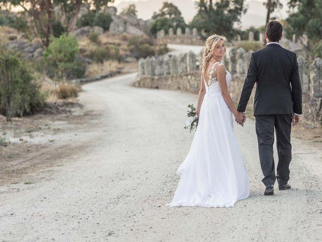La boda de Chloe y Javier
