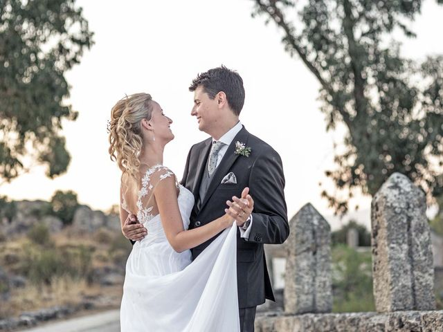 La boda de Javier y Chloe en Torrelodones, Madrid 51