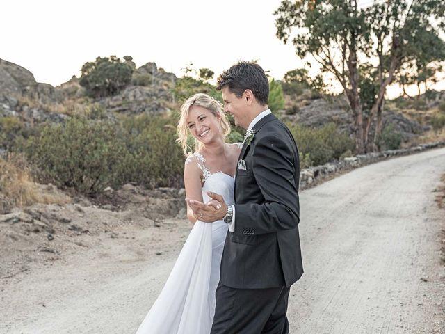 La boda de Javier y Chloe en Torrelodones, Madrid 52