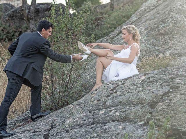 La boda de Javier y Chloe en Torrelodones, Madrid 54