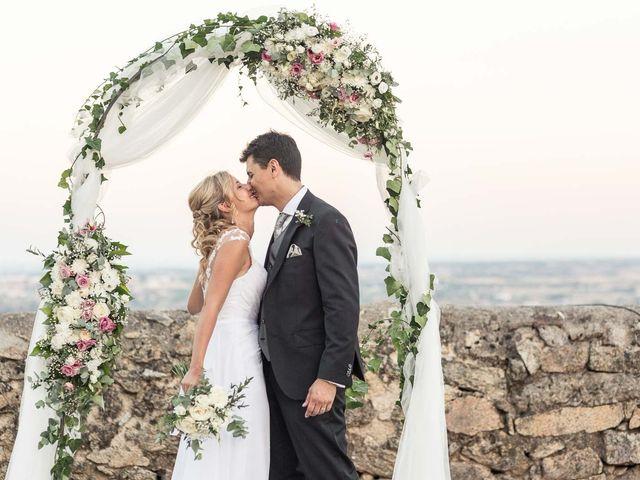 La boda de Javier y Chloe en Torrelodones, Madrid 56