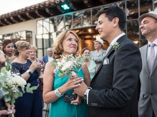 La boda de Javier y Chloe en Torrelodones, Madrid 62