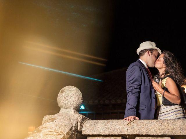 La boda de Javier y Chloe en Torrelodones, Madrid 67