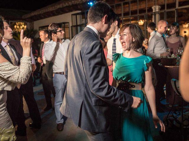 La boda de Javier y Chloe en Torrelodones, Madrid 69