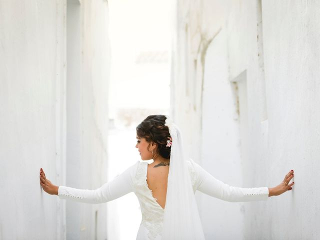 La boda de Manuel y Jesica en Arcos De La Frontera, Cádiz 7