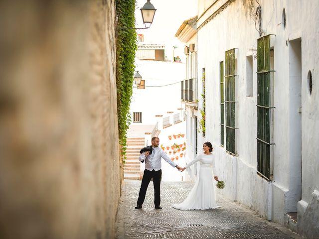 La boda de Manuel y Jesica en Arcos De La Frontera, Cádiz 10