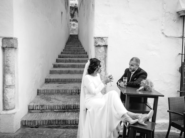 La boda de Manuel y Jesica en Arcos De La Frontera, Cádiz 17