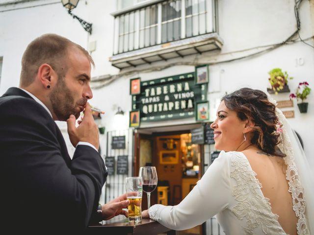 La boda de Manuel y Jesica en Arcos De La Frontera, Cádiz 18