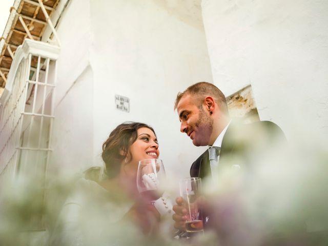 La boda de Manuel y Jesica en Arcos De La Frontera, Cádiz 19