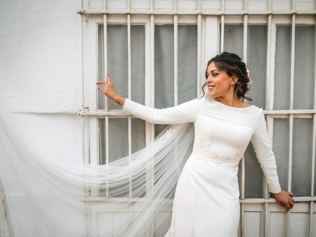 La boda de Manuel y Jesica en Arcos De La Frontera, Cádiz 20