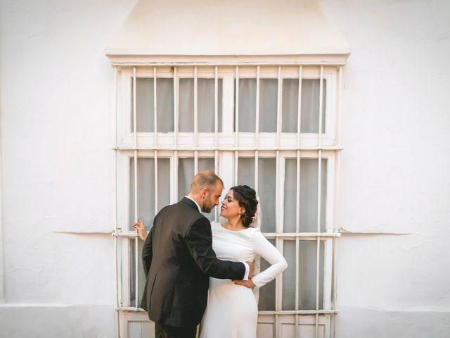 La boda de Manuel y Jesica en Arcos De La Frontera, Cádiz 22