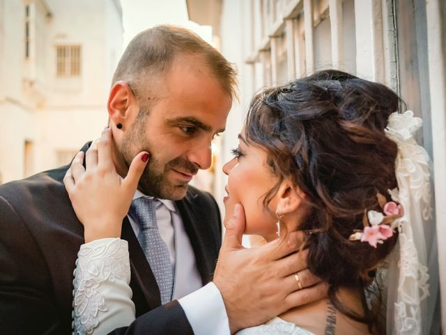 La boda de Manuel y Jesica en Arcos De La Frontera, Cádiz 23