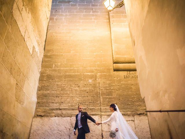 La boda de Manuel y Jesica en Arcos De La Frontera, Cádiz 24
